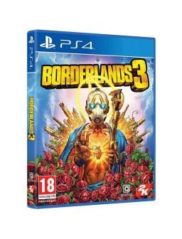PS4 Juego Bordelands 3