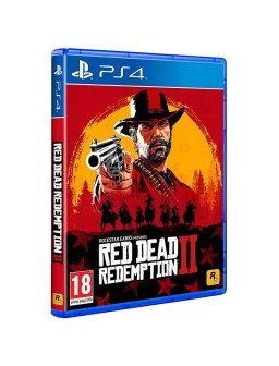 PS4 Juego Red Dead...