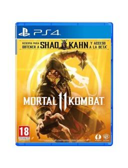 PS4 Juego Mortal Kombat 11