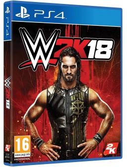 PS4 WWE 2018