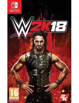 Nintendo Switch WWE 2018