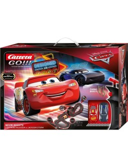 Cars pista de carreras