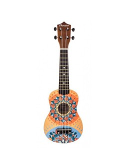 Ukelele Soprano Bamboo The...