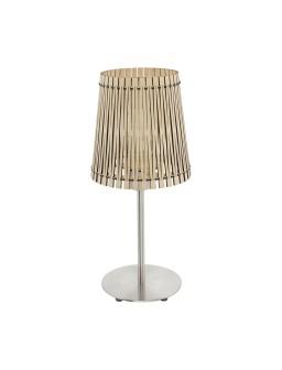 Lámpara de mesa SENDERO - Arce