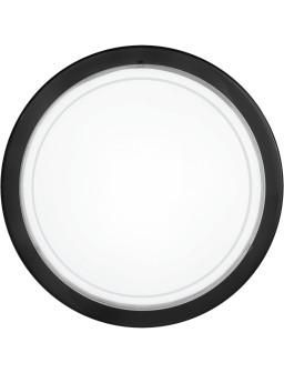 Plafón PLANET 1 - Negro