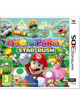 Mario Party: Star Rush N3DS