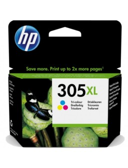 HP 305 XL Cartucho tinta Color