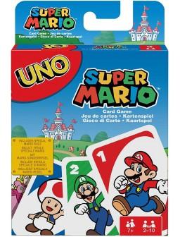 Uno cartas Mario Bros