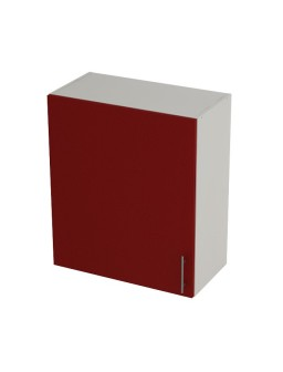 Módulo alto 70x60cm Rojo