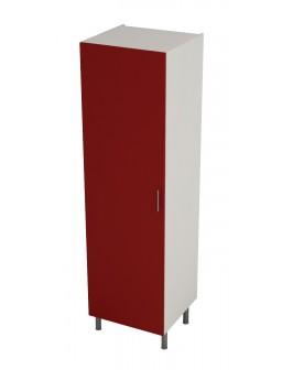 Columna 200x60x56cm Rojo