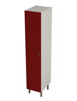Columna 200x40x56cm Rojo