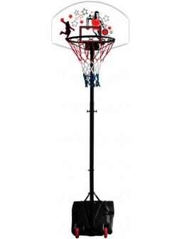 Canasta de basket ajustable