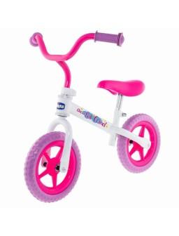 Chicco Bicicleta Rosa First...