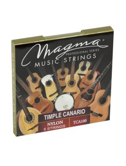 Cuerdas Tca100 Magma
