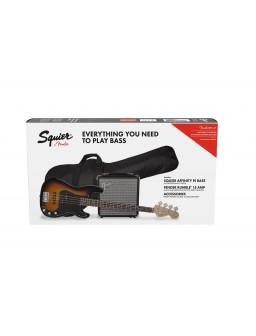 Fender Pack PJ Bass BSB GB