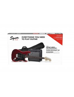 Fender Pack Strat HSS CAR GB