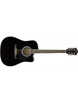 Fender FA-125CE Black WN