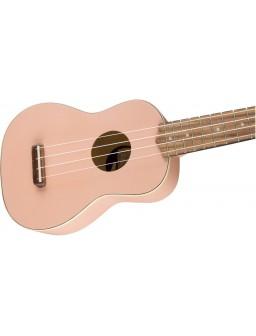 Fender Uke Venice Sop SHP WN