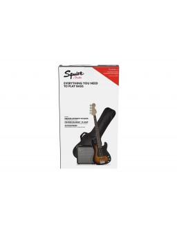Fender SQ Pack PJ Bass BSB...