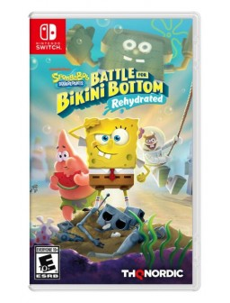Switch Bob Esponja Battle...