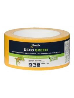 Cinta doble cara Deco Green...
