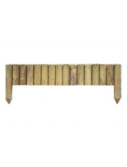 Bordura madera Pinede...