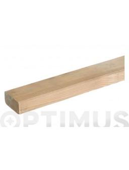 Travesaño madera pino 2,8 x...