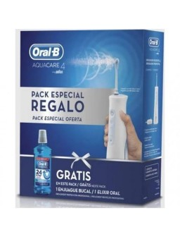 Irrigador dental Braun...