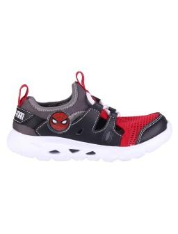 Zapatilla Spiderman...