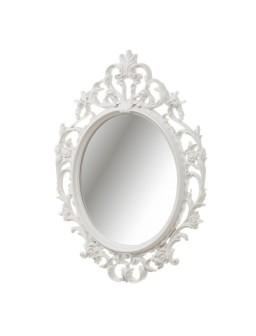 Espejo polipropileno blanco...
