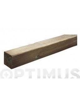 Poste madera cuadrado...