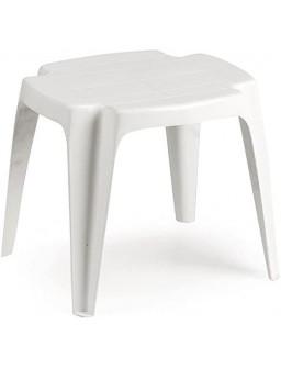 Mesa auxiliar Solid Blanca...