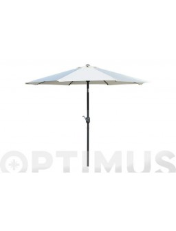 Parasol aluminio inclinable...