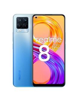 Realme 8 Pro 8 128GB Azul...