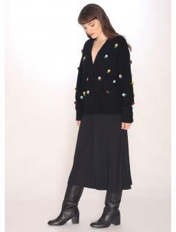 Suéter PepaLoves Flores 110085